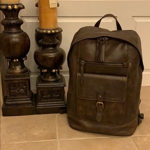 Patricia Nash 100% genuine leather backpack 🎒 NWT
